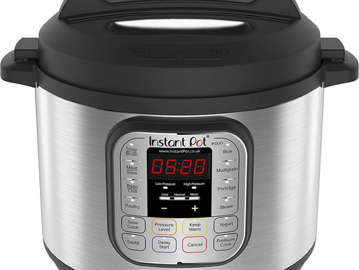 COOKING WITH AN ELECTRIC PRESSURE COOKER