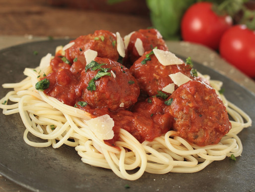 The best vegan spaghetti and meatballs recipe