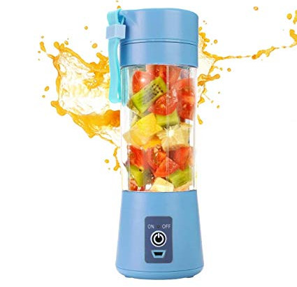 Mini Portable Blender Cordless Mini Personal Blender Small Smoothie Blender USB Electric Fruit Mixer
