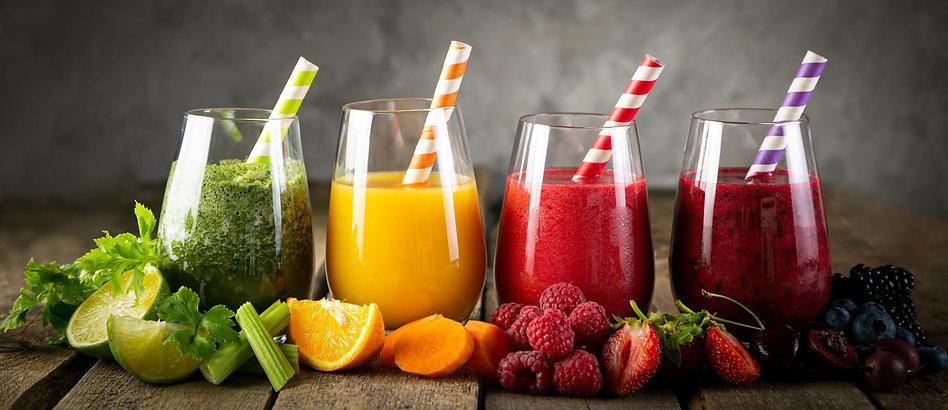 benefits of juicing fruit and veg