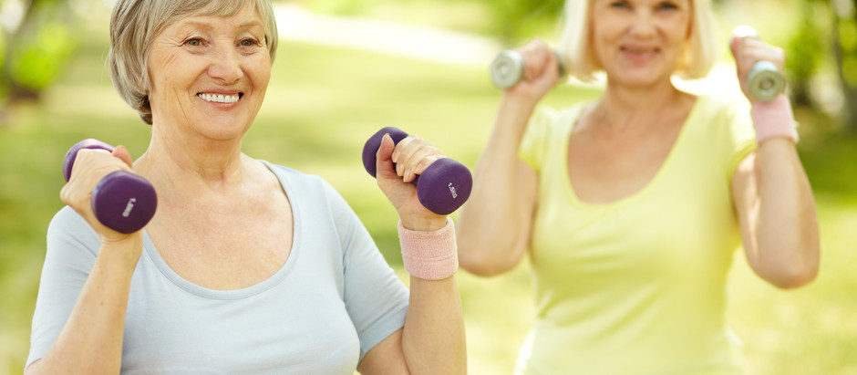 The 6 Exercises Everyone Over 50 Should Be Doing