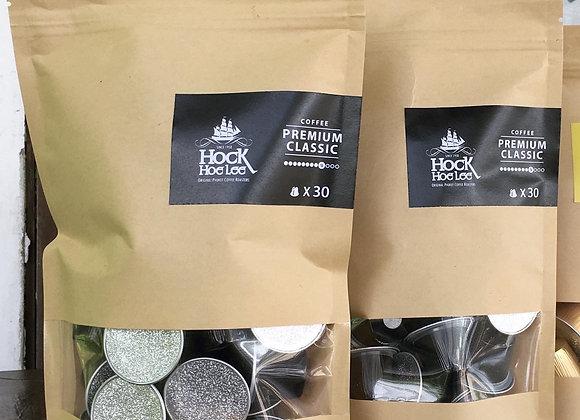 Coffee Premium Classic Capsule x 30