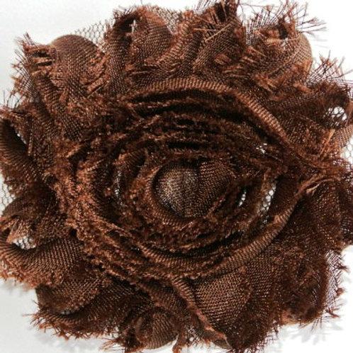 Brown Lapel Pin