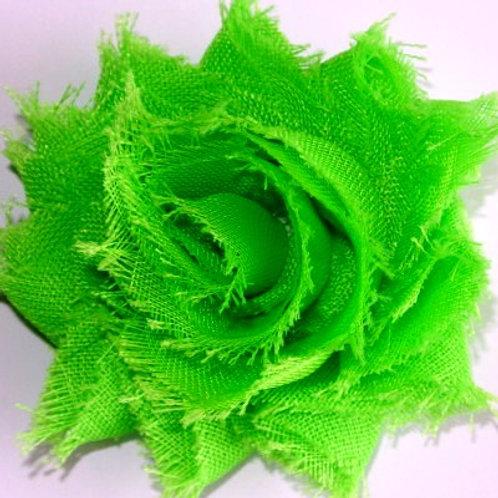 Lime Green Lapel Pin