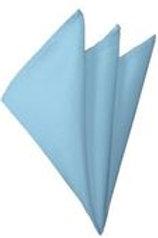 Powder Blue Pocket Square