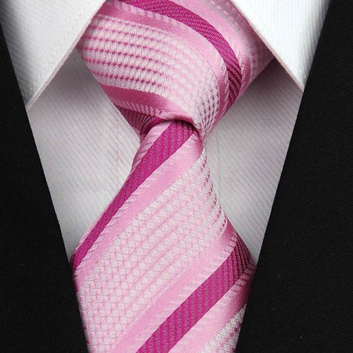 All Pink/Dark Pink Stripes