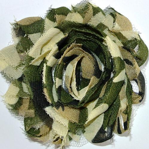 Camo Lapel Pin