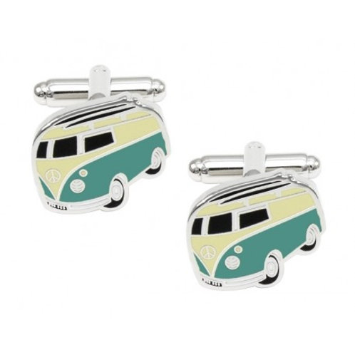 Volkswagen Bus Cufflinks