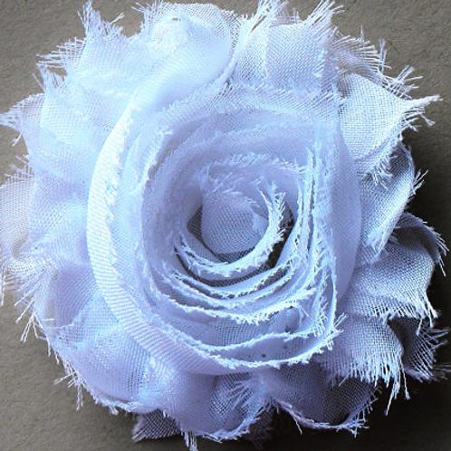 White Lapel Pin