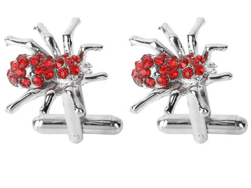 Red Spider Cufflinks