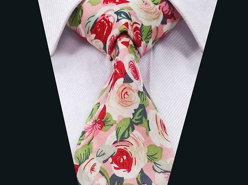 Pink Poppy Cotton Floral