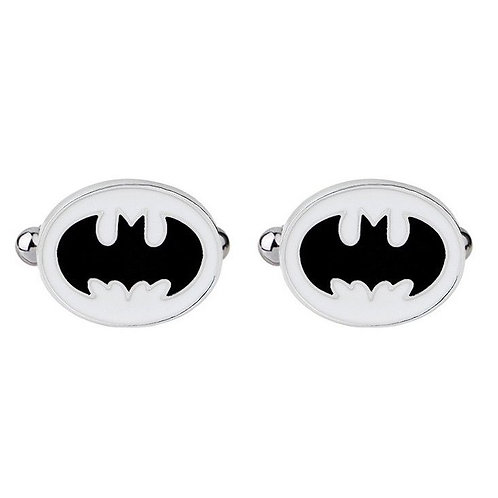 Black/White Batmam Cufflinks