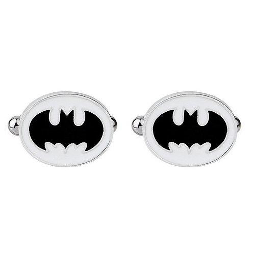 Black/White Batmam Cufflinks