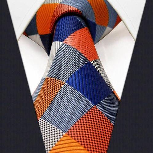 Orange/Blue/Denim Picnic