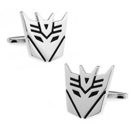 Transformer Decepticon Cufflinks