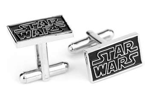 Square Star Wars Cufflinks