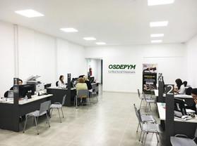 Nueva sucursal de OSDEPYM