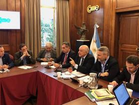 Fabián Tarrío fue reelecto Presidente de la Federación de Centros Comerciales a Cielo Abierto