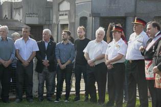 Homenaje a los Caídos de Malvinas