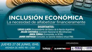 Jornada de Inclusión Económica