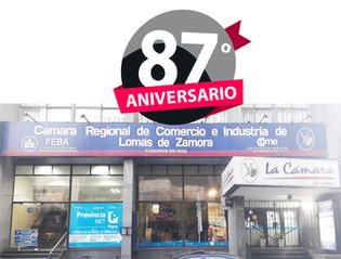 La Cámara, 87 años de trayectoria al servicio de las PYMES