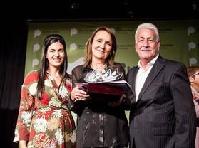 Una lomense, ganadora del Premio  Mujer Empresaria Bonaerense 2018
