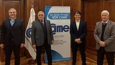 Alberto Kahale es el nuevo vicepresidente 1º de CAME