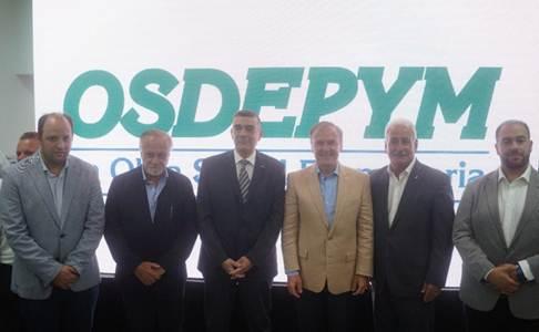 Inauguración OSDEPYM