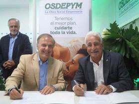 Se fortalece OSDEPYM en Lomas de Zamora