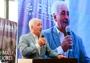 Alberto Kahale, nuevo presidente de FEBA