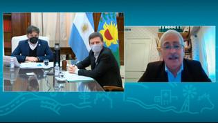 Día de la Industria junto al gobernador Axel Kicillof y el ministro de Producción Augusto Costa