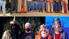 Lomas celebró la Fiesta de los Reyes Magos