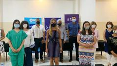 Presentación de las lomenses finalistas del Premio Mujer Empresaria Bonaerense 2020