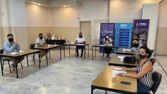 Primera reunión del año de Jóvenes Empresarios