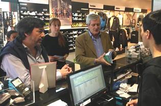 Información a comerciantes sobre Eco Lomas