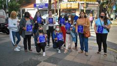 En apoyo a la Ley de Violencia de Género