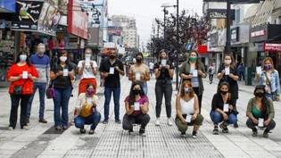 Eliminación de la Violencia contra la Mujer: actividad de la Cámara junto al Municipio de Lomas