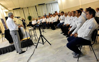 La Cámara homenajeó a los Veteranos de Malvinas
