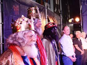 Fiestas de Navidad y Reyes Magos