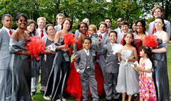Our wedding August 2010...