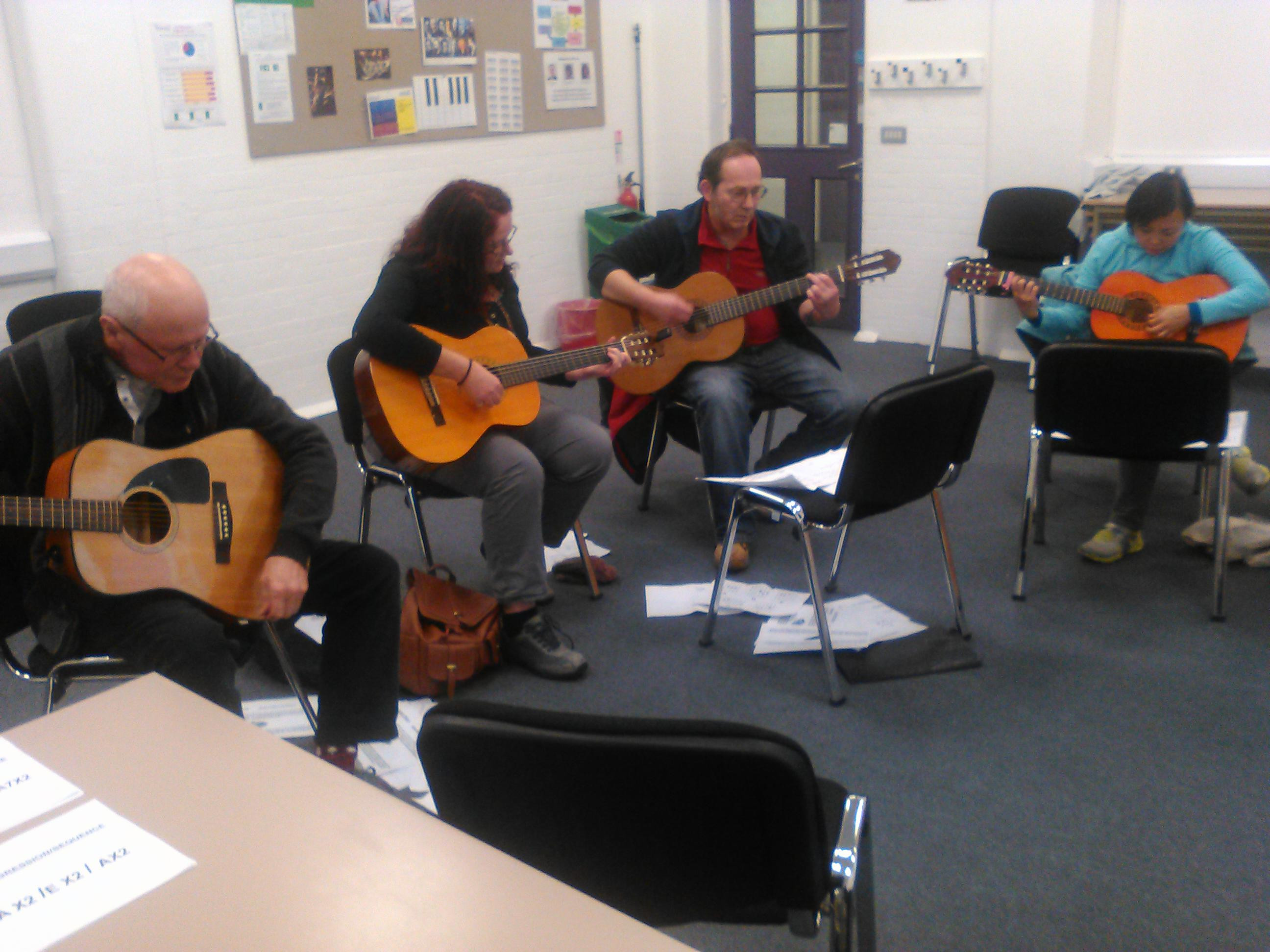 Group Lessons (1hr)