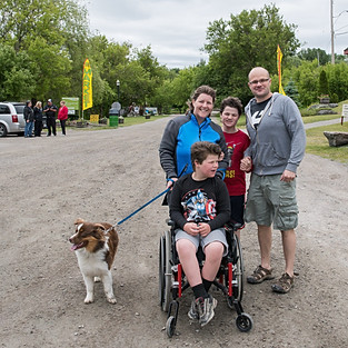 Kinmount Purina Walk for Dog Guides