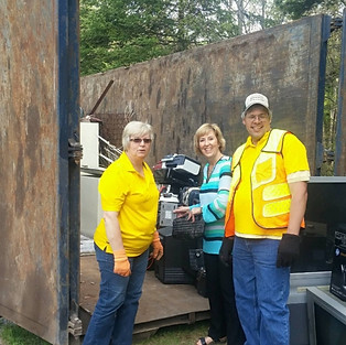 Scrap Metal and E Waste Day