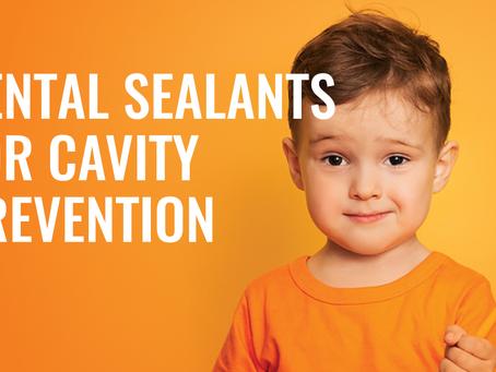 Dental Sealants for Cavity Prevention
