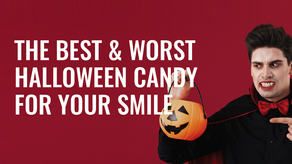 The Best & Worst Halloween Candy for Your Smile