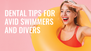Dental Tips for Avid Swimmers and Divers