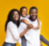 bigstock-Family-Fun-Young-African-Amer-3