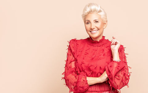 bigstock-Elegant-Adult-Lady-In-Red-Fash-