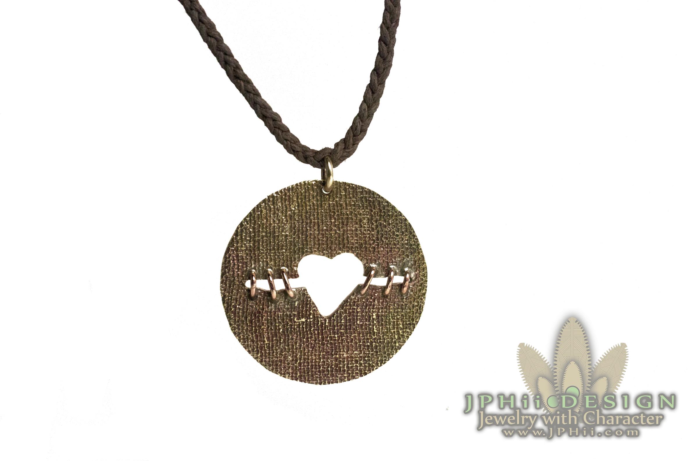 Voodoo Heart Necklace
