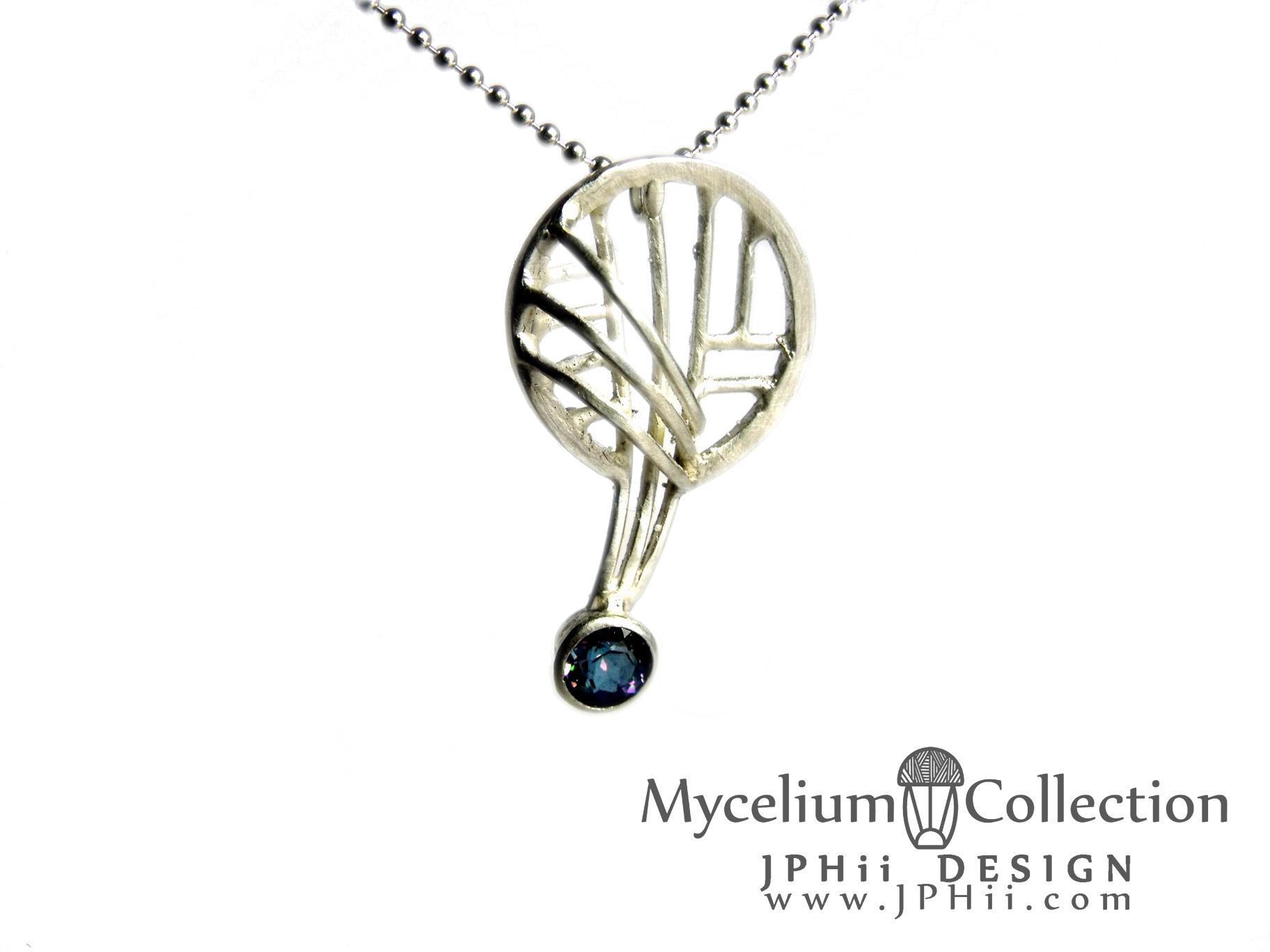 Mycelium Rainbow Necklace